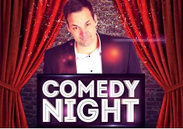 Comedy with Johnny Cowling
